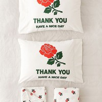 Chinatown Market For UO Roses Sheet Set | Urban Outfitters