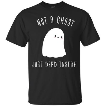 Not A Ghost Just Dead Inside Kawaii Ghost Goth