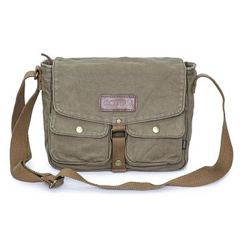 Canvas Messenger Bags #30624