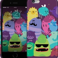 Monster Reunion iPhone Cases & Skins by Mjdaluz   Nuvango