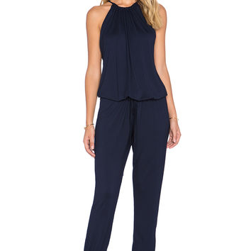Michael Lauren x REVOLVE Finley Jumpsuit in Navy