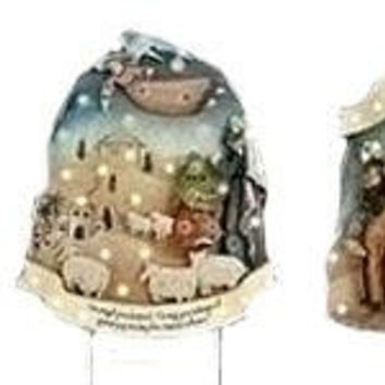 Nativity Christmas Yard Art - 5 Piece Set
