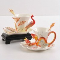 Creative Coffee Cup [UF-PC036] - $44.00 : Buy Unique Craft Gifts From Best Online Shop, Ufingo