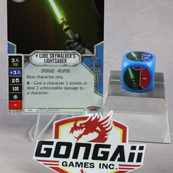 Star Wars Destiny Awakenings Luke Skywalker's Lightsaber #41