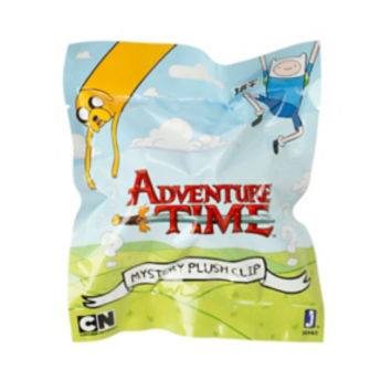 Adventure Time Mystery Clip-On Plush Blind Bag