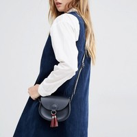 The Cambridge Satchel Company Mini Tassel Bag at asos.com