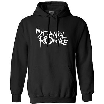 My Chemical Romance sweatshirt Men's O Neck homme Cotton causal funny fashion tracksuit long sleeve hoodies autumn winter hoody