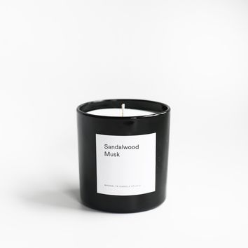 Sandalwood Musk Limited Edition Candle