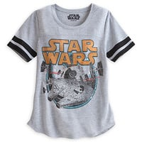 Star Wars Football Tee for Women
