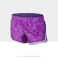 "Check it out. I found this Nike Printed Dash 3"" Girls' Running Shorts at Nike online."