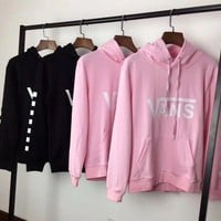 Vans Fashion Hooded Top Pullover Sweater Sweatshirt Hoodie Tagre™