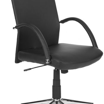 Dejana Desk Chair Black