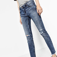 POWER STRETCH JEANS DETAILS