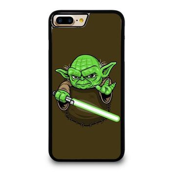 master yoda star wars pocket iphone 4 4s 5 5s se 5c 6 6s 7 8 plus x case  number 1