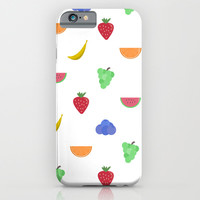 Fruit iPhone & iPod Case by Brittcorry
