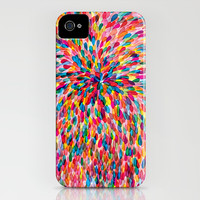 Colorful iPhone & iPod Case by Aeropagita Prints
