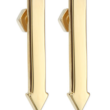 This Way Arrow Stud Earrings - MARC by Marc Jacobs
