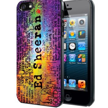 ed sheeran galaxy 2 Samsung Galaxy S3 S4 S5 S6 S6 Edge (Mini) Note 2 4 , LG G2 G3, HTC One X S M7 M8 M9 ,Sony Experia Z1 Z2 Case