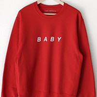 Baby Oversized Sweatshirt
