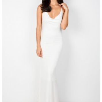 KARLIE GOWN - WHITE - Zachary