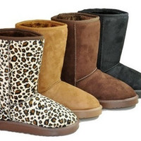 Fashion Women Lady Winter Warm Snow Boots Shoes,Size US 5-9 = 1697487428