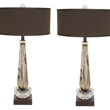 Van Teal 460372PR Walk By Me 33 Table Lamps Set