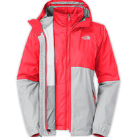 The North Face Women's Jackets & Vests INSULATED SYNTHETIC WOMEN'S ALLABOUT TRICLIMATE® JACKET