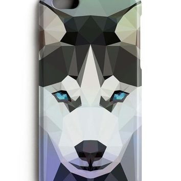 Geometric Husky iPhone 7 Case iPhone 8 Case
