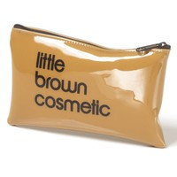 Bloomingdale's Little Brown Cosmetic Case | Bloomingdales's