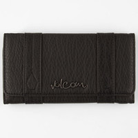 Volcom Grapa Wallet Black One Size For Women 25964310001