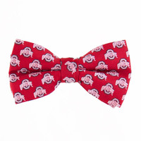 Ohio State Buckeyes NCAA Bow Tie (Repeat)