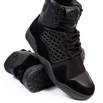 Y-3 Held Enforcer Black/Black/Black Sneaker