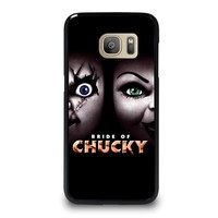 BRIDE OF CHUCKY Samsung Galaxy S7 Case Cover