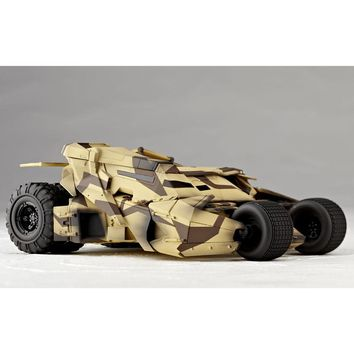 Batmobile Tumbler Camo - Non-Scale Revoltech Figure - The Dark Knight Rises (Pre-order)