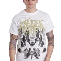Chelsea Grin - Ashes White - T-Shirt