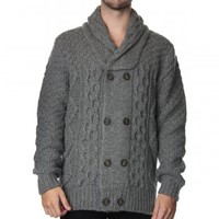 Luke 1977 Champions Cardigan - Knitwear from The Menswear Site UK