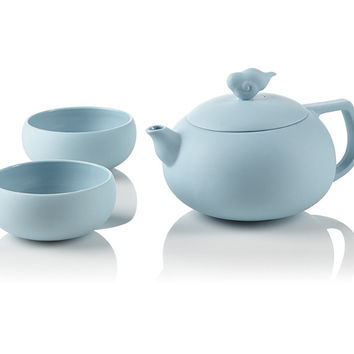Cloud teapot set at teavana teavana from my - Teavana teapot ...