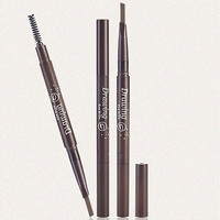 Waterproof Longlasting Eye liner Eyebrow Eye Brow Pencil Brush New [8833552268]