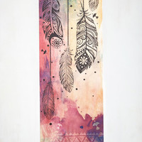Boho Bring It on Om to Me Yoga Mat by ModCloth