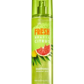 Diamond Shimmer Mist Fresh Brazil Citrus