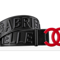 Beyond Bags: Thanks to Gucci, Logo Belts are Having a Big Moment Right Now - PurseBlog