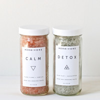 Dead Sea Bath Salts Set