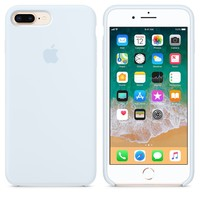 iPhone 8 Plus / 7 Plus Silicone Case - Marine Green