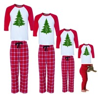 Little Full Lotta Sap Christmas Vacation Matching Family Pajamas