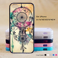 Dream Catcher Phone Case For iPhone 6 Plus For iPhone 6 For iPhone 5/5S For iPhone 4/4S For iPhone 5C3 iPhone X 8 8 Plus