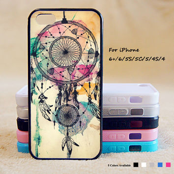Dream Catcher Phone Case For iPhone 6 Plus For iPhone 6 For iPhone 5/5S For iPhone 4/4S For iPhone 5C3