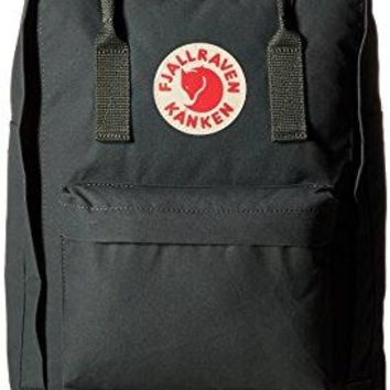 "Fjallraven - Kanken Laptop 17"" Bag, Heritage and Responsibility Since 1960, Forest Green"