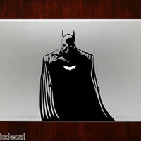 Batman Dark Knight DC Comic Decal Stickers For Macbook 13 Pro Air Decals