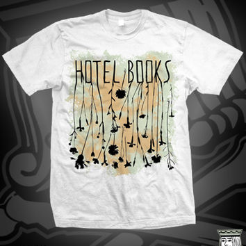 HOTEL CREATIONS TEE ON WHITE