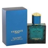Versace Eros Eau De Toilette Spray for Men By Versace